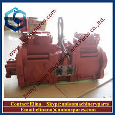 catálogo de fabricantes de bomba hidráulica excavadora hyundai de