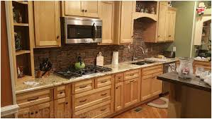 white brick tiles for kitchen backsplash remodeling with stacked