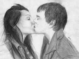 kissing love images and wallpaper