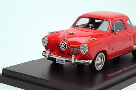 die cast bos models u0027 1951 studebaker champion savage on wheels