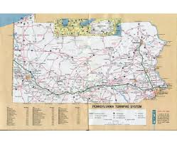 Erie Pennsylvania Map by Maps Of Pennsylvania State Collection Of Detailed Maps Of
