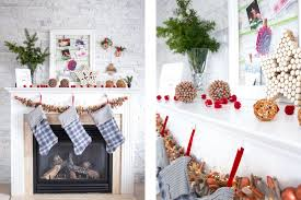 How To Decorate A Mantel For Christmas 34 Easy And Elegant Christmas Mantel Ideas