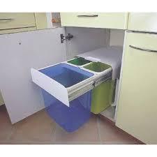 poubelle pour meuble de cuisine poubelle plastique pour meuble 32l poubelles pour meuble bas