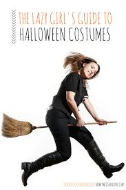Diy Womens Halloween Costume Ideas The Lazy U0027s Guide To Halloween Costumes