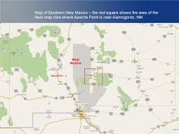 Alamogordo New Mexico Map by Minas Astronomy Group New Mexico Observatories
