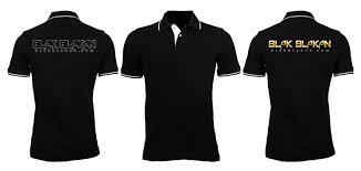 desain baju kaos hitam polos sribu desain seragam kantor baju kaos desain polo shirt u