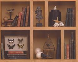 library books and bookcases