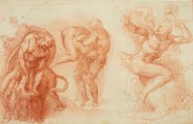 exhibition brings together the largest group of original drawings