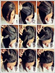 hairstyles quick and easy to do m 6 pretty cute hairstyles for short hair you ll ever see updos