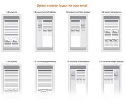 how to layout a email email blueprints 36 open source email templates on github