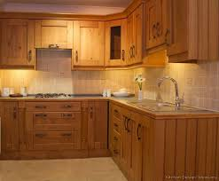wooden kitchen solid wood cabinet brilliant kitchen supplier oak of cabinets 19