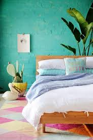 How To Decorate A Bedroom With Green Walls Best 25 Turquoise Bedroom Walls Ideas On Pinterest Turquoise