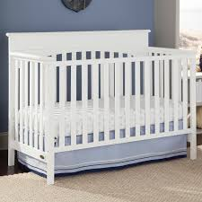 Non Convertible Cribs Graco 4 In 1 Convertible Crib Hayneedle