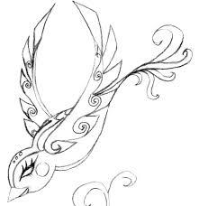 swallow bird tattoo design by neogzus watch traditional art body