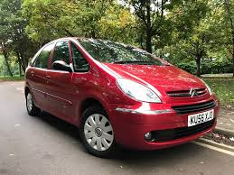 used citroen xsara picasso 1 6 for sale motors co uk