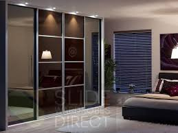 Bedroom Cupboard Doors Ideas Interior Solid Wood Sliding Wardrobe Doors Ideas Sliding