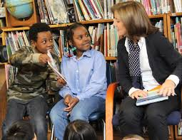 caroline kennedy children honorary chair of national library week caroline kennedy makes