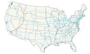 Map Of Idaho And Utah by Interstate 15 Wikipedia