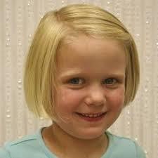 Kinder Bob Frisuren Bilder by Kinnlanger Bob Mit Hellen Strähnchen Kinder Frisuren Bilder
