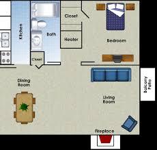 Ponderosa Floor Plan Ponderosa Rentals Wichita Ks Apartments Com