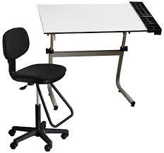 Steel Drafting Table Alvin Cc2001d Vista Creative Center Drafting Table Drafting Chair
