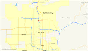Google Map Utah by Utah State Route 269 Wikipedia