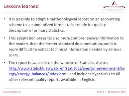 provide information best practice template experiences in austria