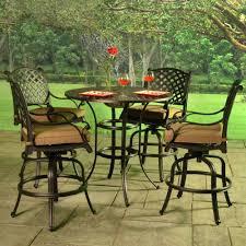 Pub Patio Furniture Patio Ideas Outdoor Patio Pub Table Tiki Bar Backyard Pool Bar