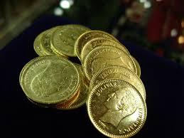 arras de oro arras de niquel con baño de oro 13 mediecitos calidad bs