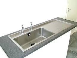 Abey Kitchen Sinks Stainless Single Bowl Sink Designer D Shape Single Bowl Stainless