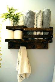 Bathroom Towel Shelves Wall Mounted Bathroom Towels Bathroom Towel Storage Wall Mounted Bathroom
