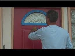 Painting Exterior Door Painting Help Around The House How To Paint Your Front Door