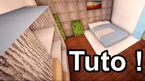 faire la chambre minecraft tuto comment faire des chambres moderne