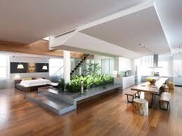 Loft Home Decor by Unique Stockholm Attic Loft Apartment With Stylish Modern Decor