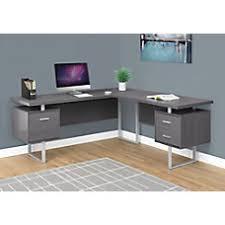 corner u0026 l shaped desks 100 500 at office depot
