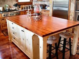 wood island tops kitchens custom wood countertop a concord carpenter