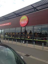 grand frais siege social grand frais 13 r artisans 21800 quetigny supermarchés