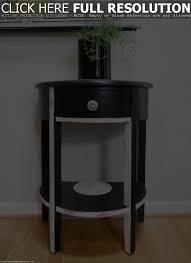 Cheap Black Nightstand Round Black Nightstand Interior Design Picture On Breathtaking