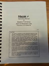 100 mazak operation manual amazing cnc technology machines