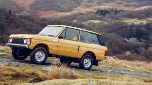 first range rover ever made range rover reborn program is restoring original offroad classics