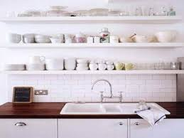 cozy and chic open shelves kitchen design ideas open shelves