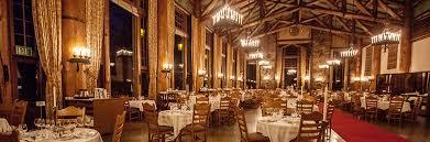 ahwahnee hotel dining room yosemite bracebridge dinner baroque lifestyle travel luxury