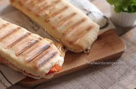 cuisine facile panini facile