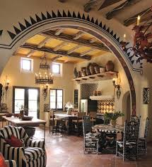 hacienda home decor achieve spanish style room by room