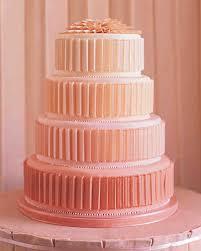 and red wedding cakes martha stewart weddings
