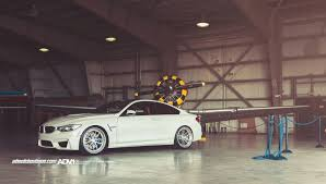 bmw m4 slammed the perfect match bmw m4 and adv 1 wheels autoevolution