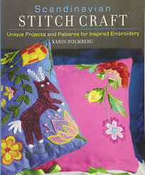 scandinavian stitch craft unique projects and patterns for
