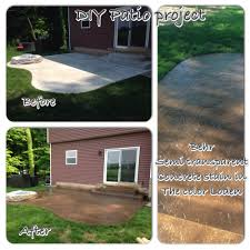 Behr Porch And Floor Paint On Concrete by Behr Semi Transparent Concrete Stain In The Color