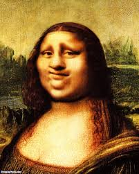 Mona grafická kolekce 97x mona lisa jak jí neznáte aneb lidová