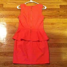 14 off h u0026m dresses u0026 skirts host pick 12 8 13 h u0026m coral